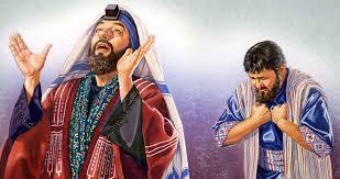 Dinâmica Lição 09: A oração do fariseu e do publicano